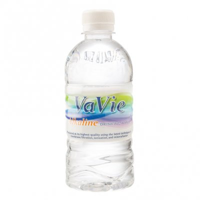 VaVie Alkaline Drinking Water 400ml (24 bottles / 1 carton)